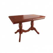 ЛУИС стол, Темный орех, 1350(1750)х850