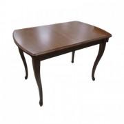 КУСТО стол, Темный орех, 1100(1450)х700