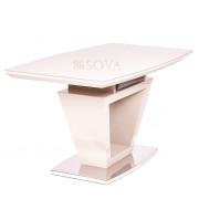 Стол Prato (140-180)х80х76 см капучино/латте