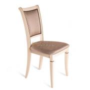 ВЕРДИ-2 стул, Слоновая кость с бронзовой патиной/E53