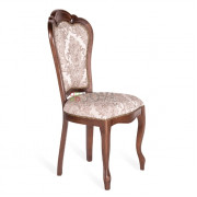 ГРАФ стул, Темный орех/E50