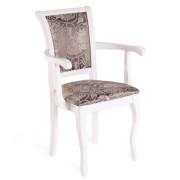 МИРАЖ-2 кресло, Белый/E51
