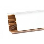 Плинтус для столешниц KORNER Белый 3 м. LB-37-300