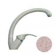Смеситель GRANSINK ES-02-311 светло-розовый