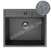 Мойка GRANSINK ES-15-309 560*505 мм темно-серый