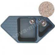 Мойка GRANSINK ES-25-302 970*505 мм песочная
