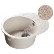 Мойка GRANSINK 580х450 мм песочный