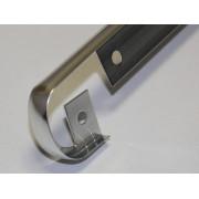 Планка Т-образная 28 мм. ( хром )