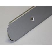 Планка торцевая 28 мм. универсальная ( матовая )