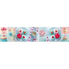 Кухонный фартук ALBICO DP 28 2800*610*6 мм