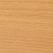 Радиусный внешний элемент цоколя ПВХ, h100, R240, 580*580 Бук