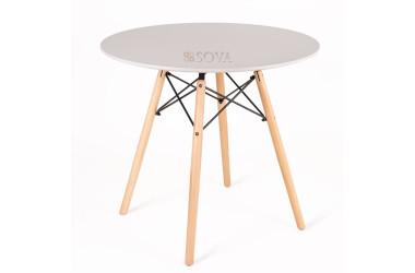 Стол Cosmo белый (D800)