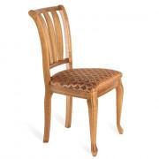 КАБРИОЛЬ стул, с жесткой спинкой