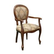 МАРКИЗА-2 кресло, Темный орех/S48