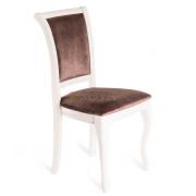 МИРАЖ стул, Молочный/W02