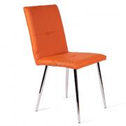 Стул Medan коньячно-оранжевый