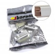 Комплект аксессуаров KORNER LB-37 Алюминий с напылением 310