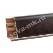 Плинтус для столешниц KORNER Дуглас темный 3 м. LB-37-309