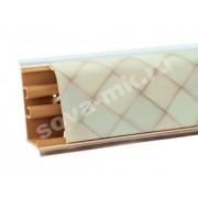 Плинтус для столешниц KORNER Мозаика 3м. LB-37-342