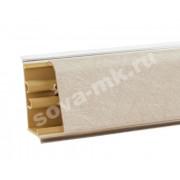 Плинтус для столешниц KORNER Lino Bianco 3м. LB-37-467