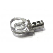 Полкодержатель с присоской металл